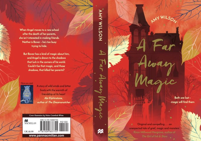 Review A Far Away Magic Amy Wilson Illustrated By Helen Crawford White