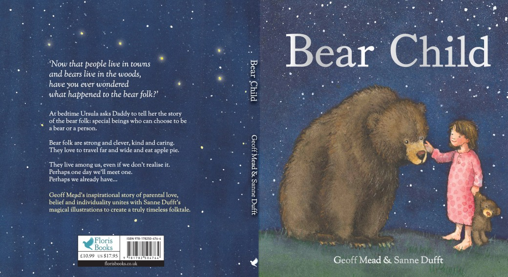 Bear Child Cover