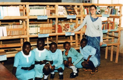 Cameroon Library - Victoria Williamson