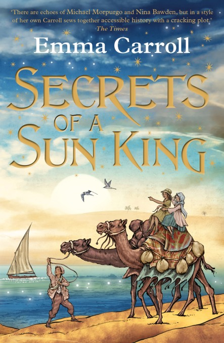 Image result for secret of a sun king carroll faber and faber