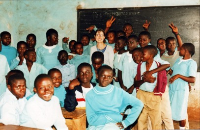 Teaching in Cameroon - Victoria Williamson