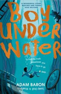 Boy Underwater Jacket lowre