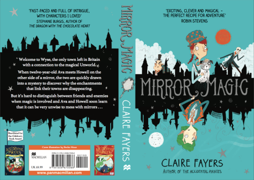 Image result for mirror magic claire fayers