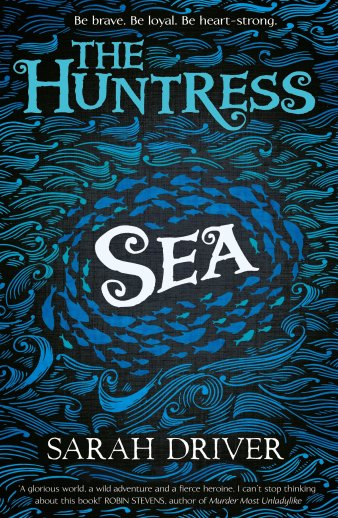 The Huntress - Sea