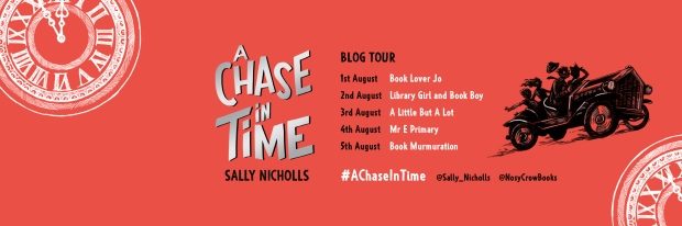 A Chase in Time - Twitter Banner - Blog Tour v1.1