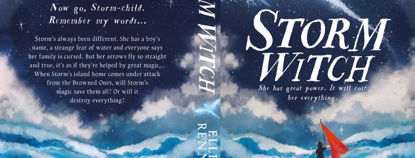Blog Tour (Review) & Giveaway!: Storm Witch – Ellen Renner