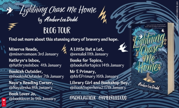 lightning chase me home_blog tour graphic