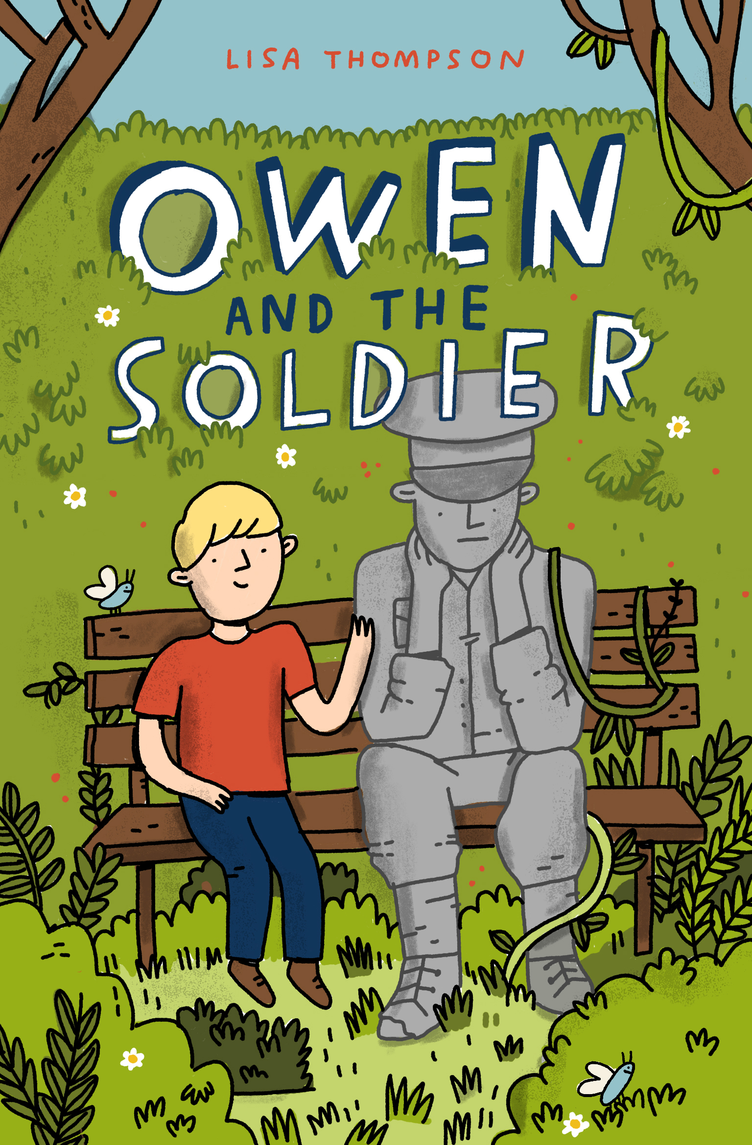 Cover Reveal & Book Giveaway! Owen and the Soldier: Lisa