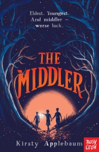 The Middler final cover