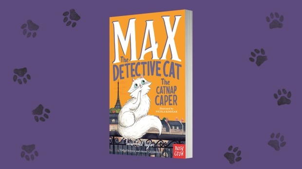 Max The Detective Cat - The Catnap Caper - Twitter Card.jpg