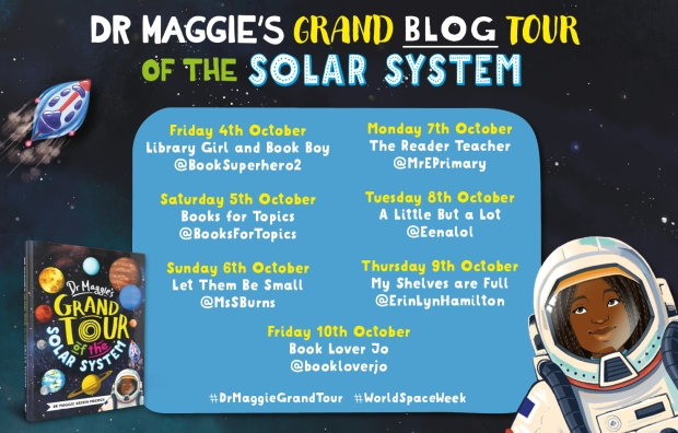 Dr Maggie Blog Tour